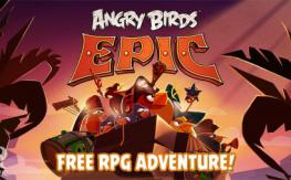 Rating Angry Birds Epic